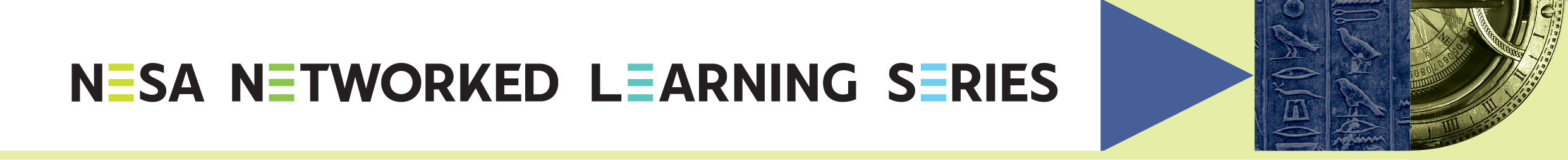 NESA Networked Learning Series Logo