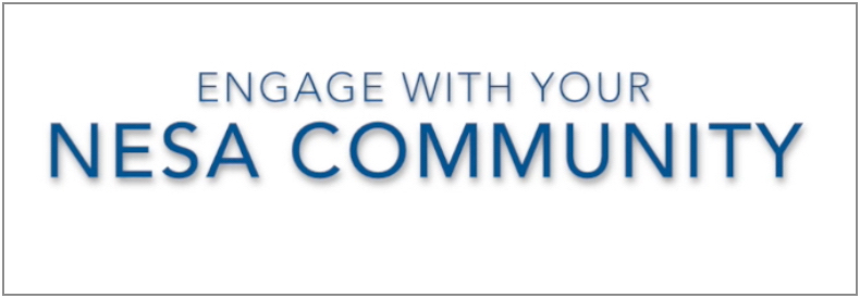 Engage with Your NESA Community